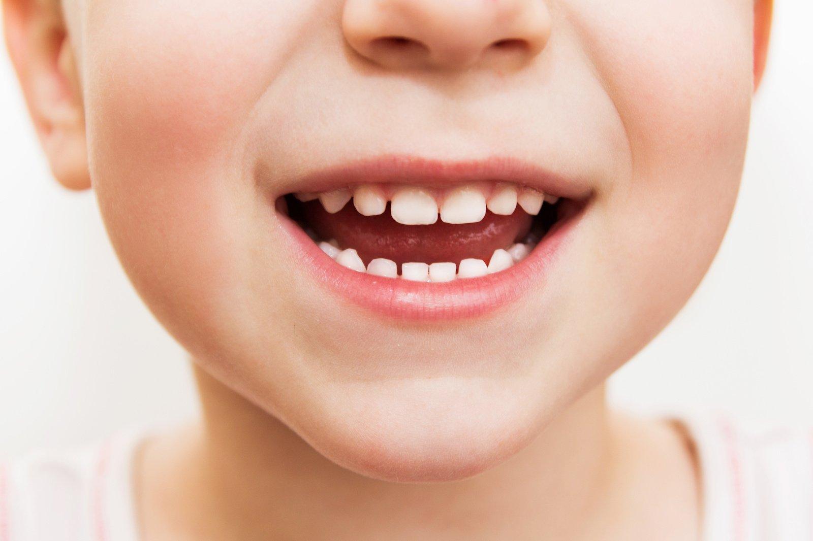 Dentista per nens