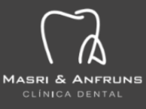 logo clinica dental masri and anfruns costa brava