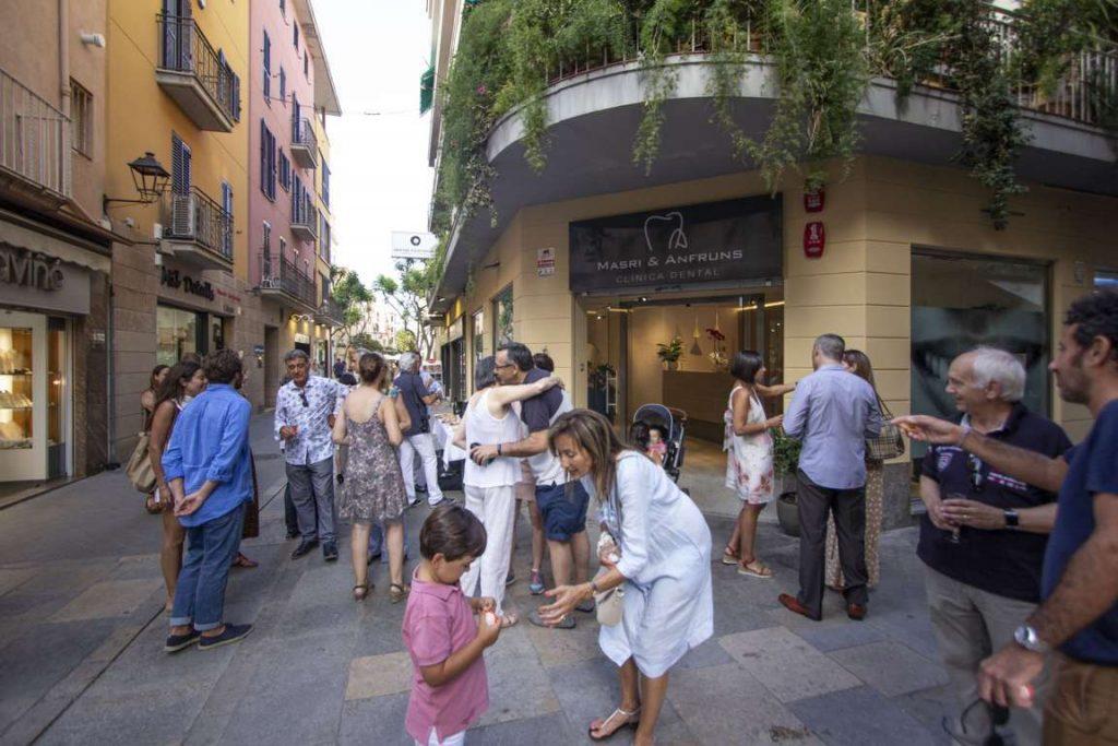 Opening Masri & Anfruns Dental Costa Brava
