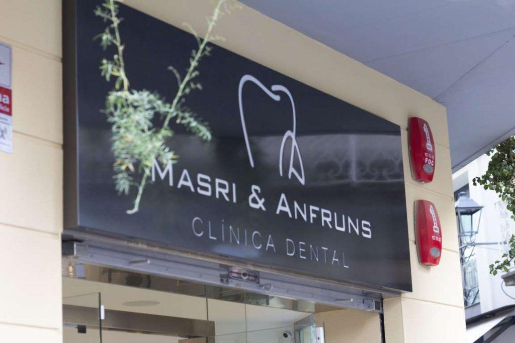Exterior Masri & Anfruns Dental Costa Brava